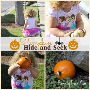 Pumpkin Hide and Seek Happilyevermom