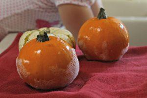 Soapy Pumpkins