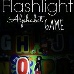 Flashlight Alphabet Game for Kids: Can You Find the Letter?