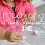 Introducing New Play Materials to Kids: Experimenting and Observing Water Beads