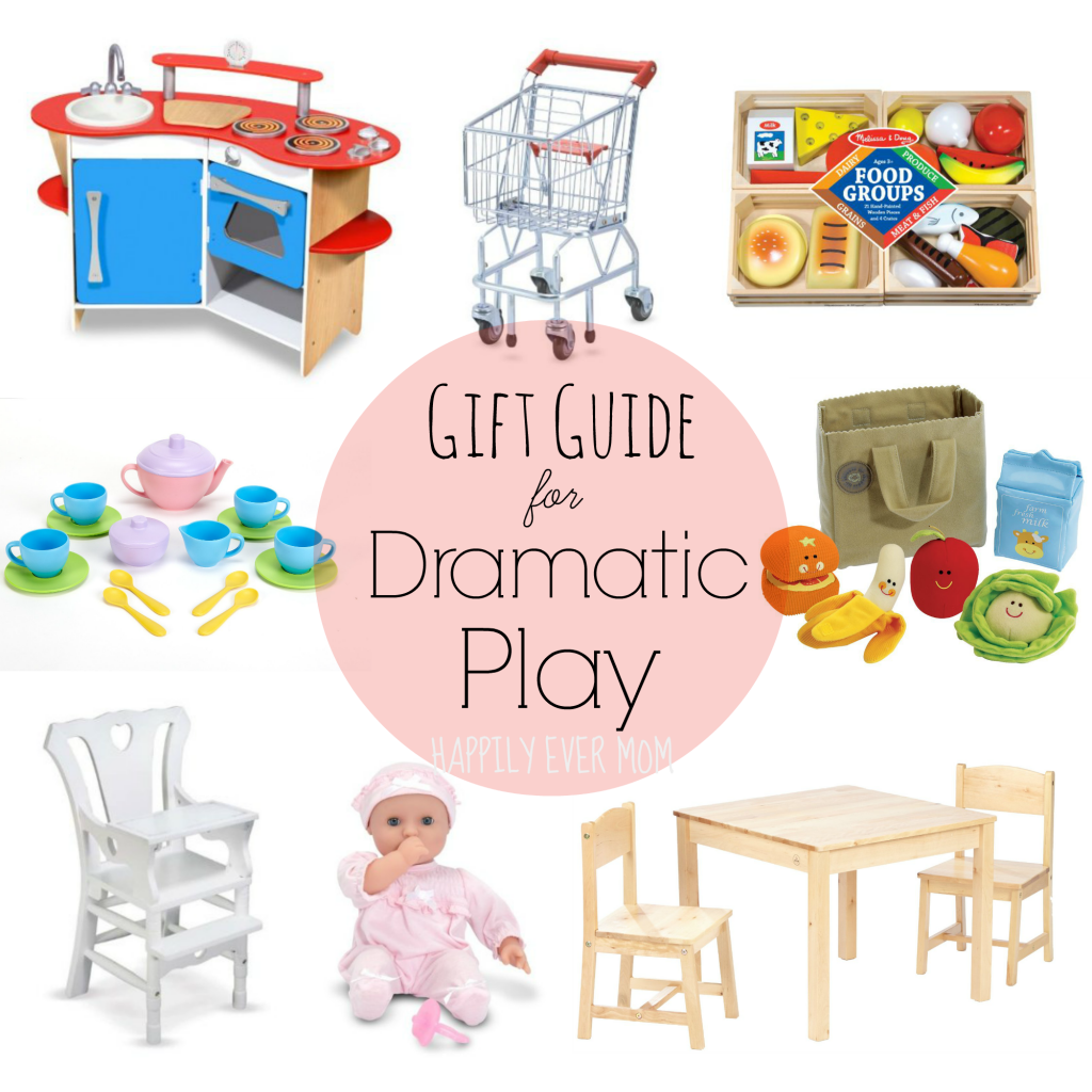 Gift Guide for Dramatic Play