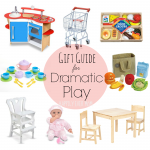 Gift Guide for Dramatic Play: For Preschoolers and Toddlers!
