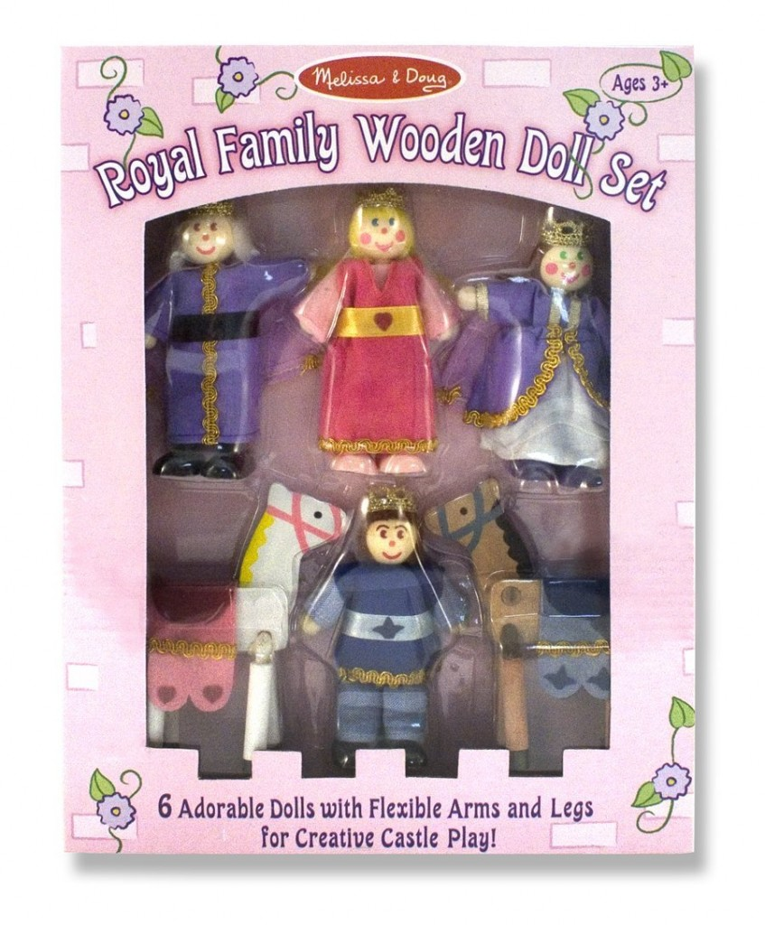 Royal family set