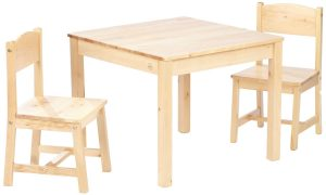 kidkraft table with chairs