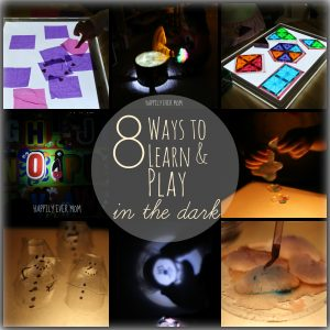 8 ways to learn and play in the dark