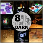 8 Ways for Kids to Learn in the Dark