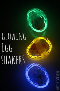 Glow in the Dark Egg Shakers