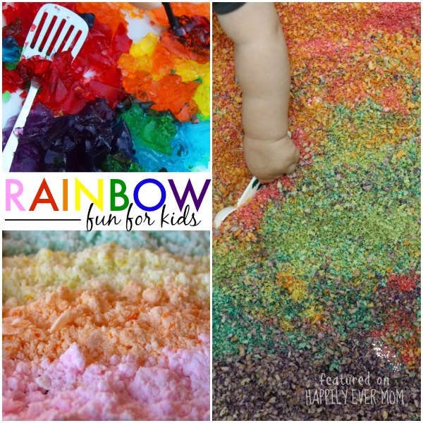 Fun rainbow activities for kids