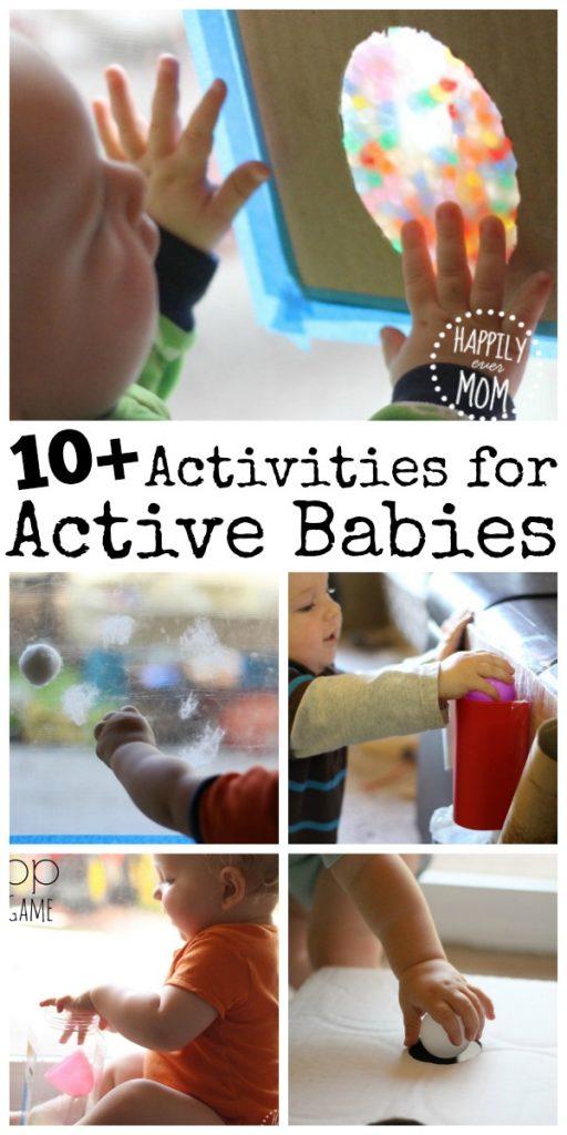Active Activites for Babies