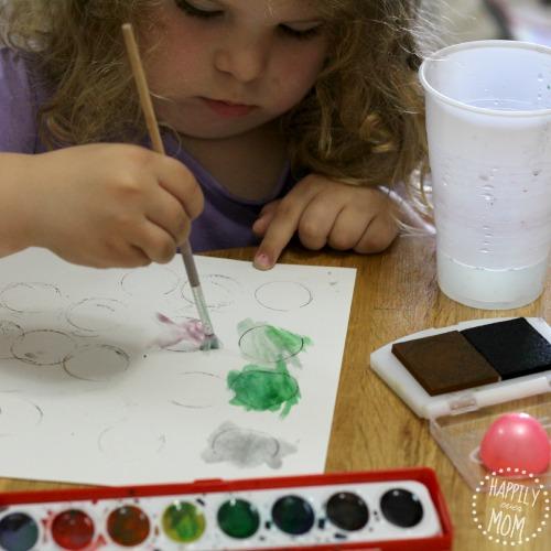 Art for Preschoolers