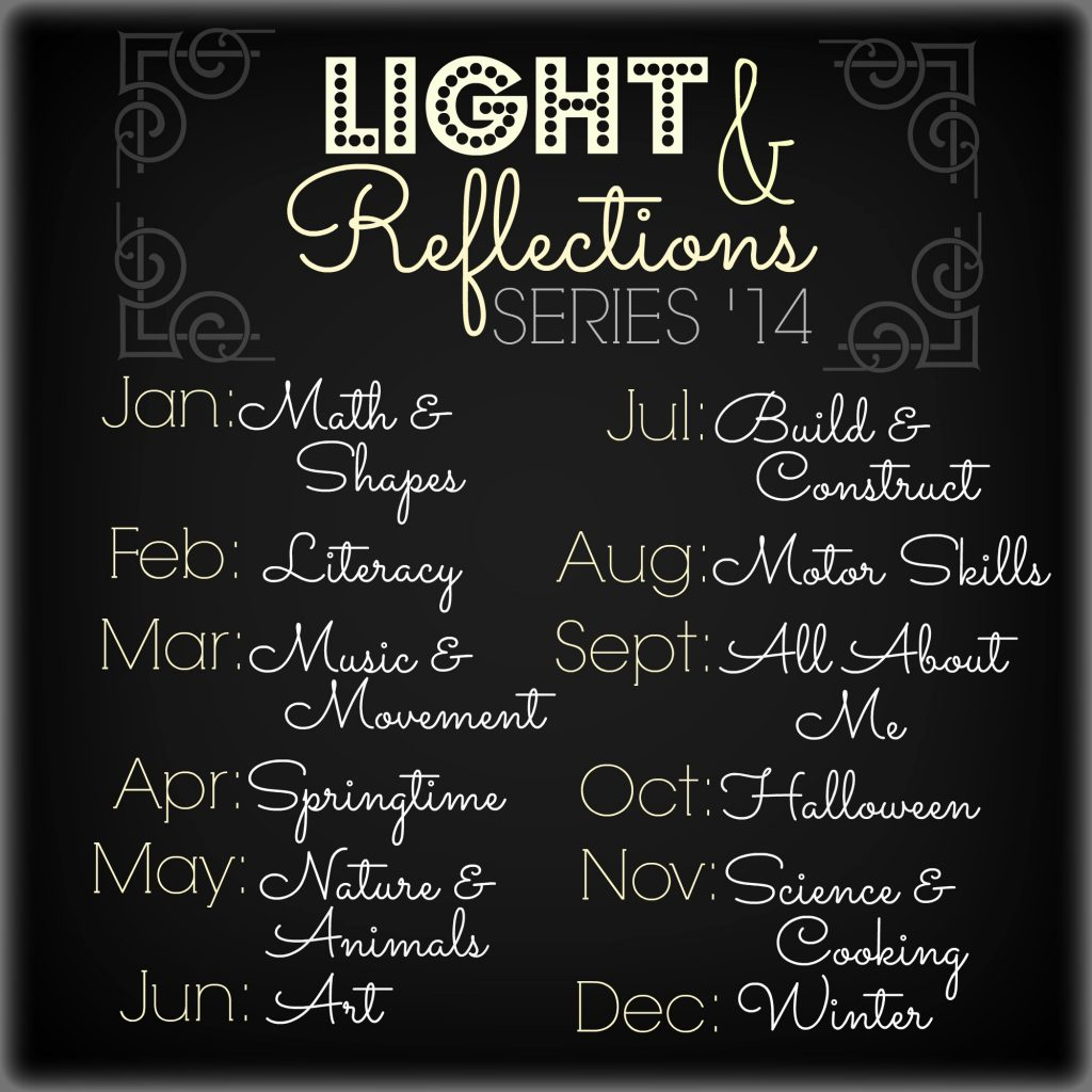 Light and reflection series for 2014
