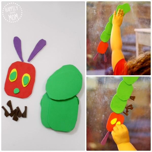 The Very Hungry Caterpillar puzzle 2