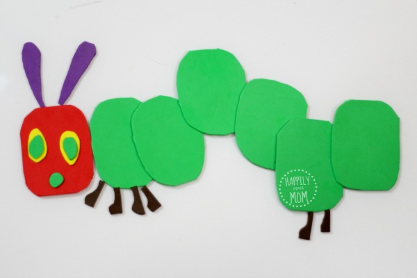Very Hungry Caterpillar Activity