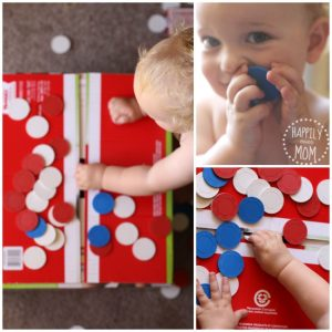 {Poker and Boxes} Simple Baby Games