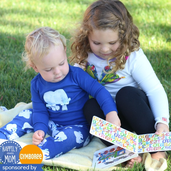 Simple ways to get kids excited about books! I love that you can actually do something li...