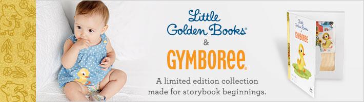 gymboree golden books