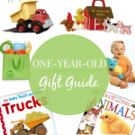 1 Year Old Gifts: Books Paired with Toys