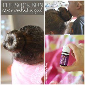 Girl Hairstyles: The Calm Down Bun