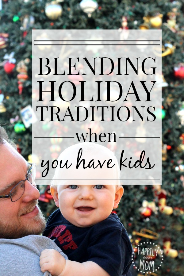 blending christmas traditions