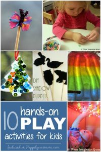 hands-on-play-activities