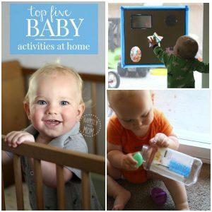 5 Top Baby Games & Activities for 2014