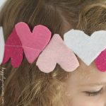 Beginning Sewing Project – Make a Heart Crown