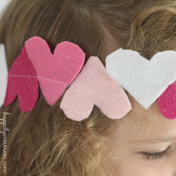 sew a simple crown for kids - so inexpensive, too!!