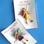 {You're FAIRY Sweet} Free Printable Valentines