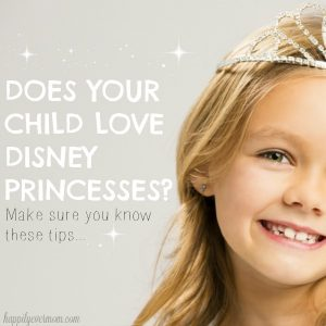 Let her love Princesses