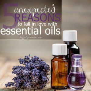 5 Unexpected Reasons to Love Essential Oils