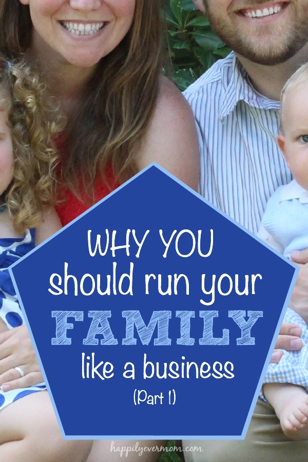 how a business tool can actually help your entire family get along better!