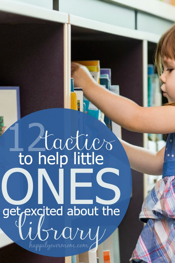 Oh, man...sometimes taking my kids to the library can be more work than it's worth, but these tips are awesome!