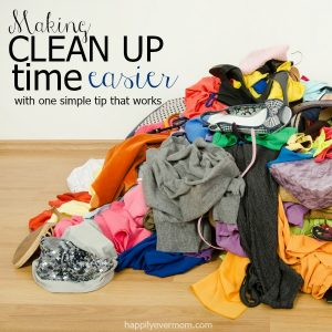 Overwhelmed by Clutter: 1 Strategy that Helps