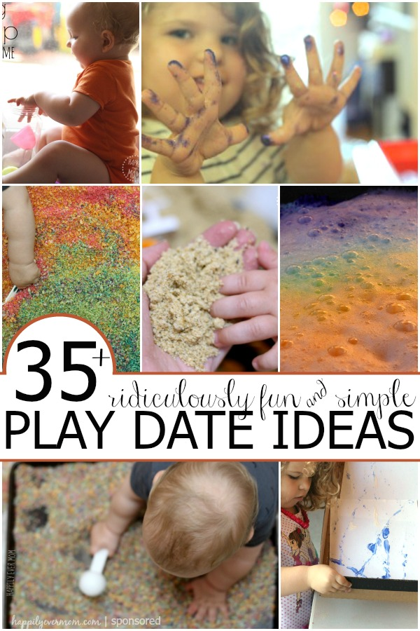 Fun playdate ideas for kids of all ages! #keepplaying #ad