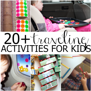 Activities for Traveling with Kids