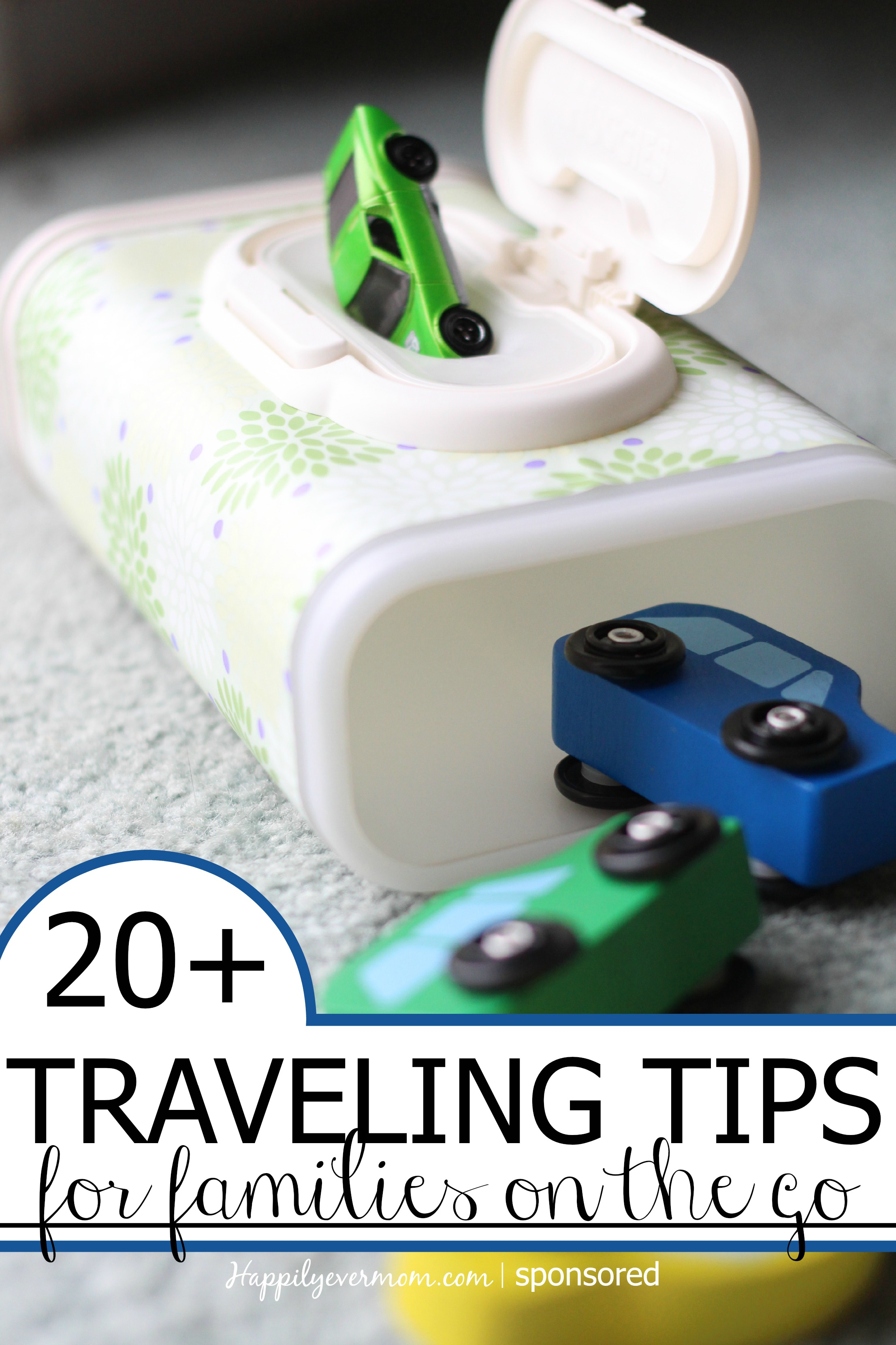 Have fun traveling with kids ~ take these with you!!