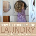 Conquer the Laundry with Tide® HE Turbo Clean™