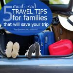 5 Must Remember Vacation Tips when Traveling with Kids