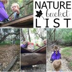 Kid's Nature Bucket List