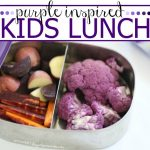 Eat Your Colors: Kids Lunch Ideas with Wet Ones