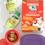 Back to School Lunch Ideas: Make Care Packages with Horizon Organics!