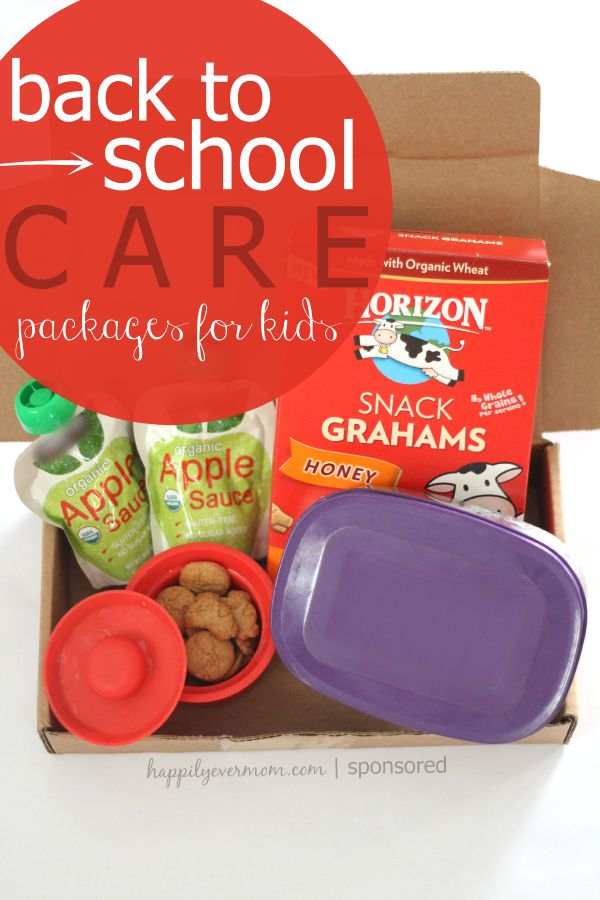Want to show some love to a little one going back to school?  Check out this cute idea for making ca...  #horizonBTS
