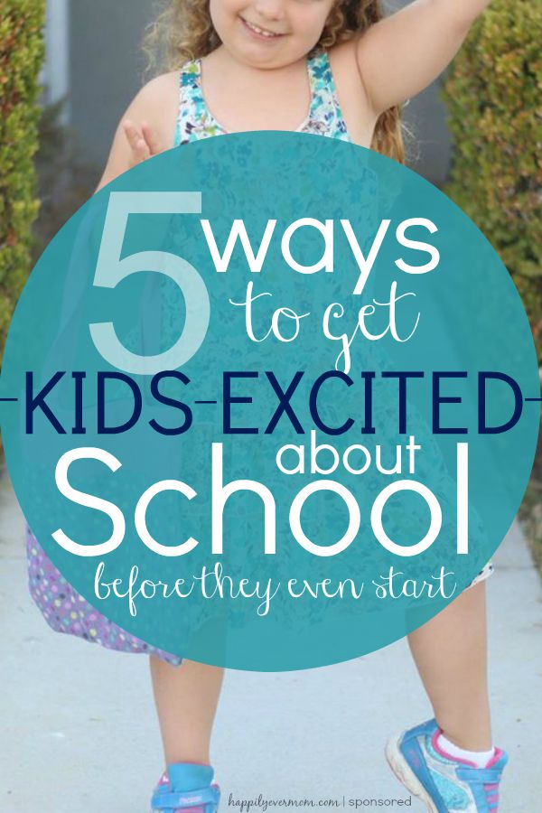 Great tips!  Such simple ways to get kids excited about school... #boxtops #ad