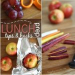 5 Tips & Hacks for How to Meal Prep Kid's Lunches