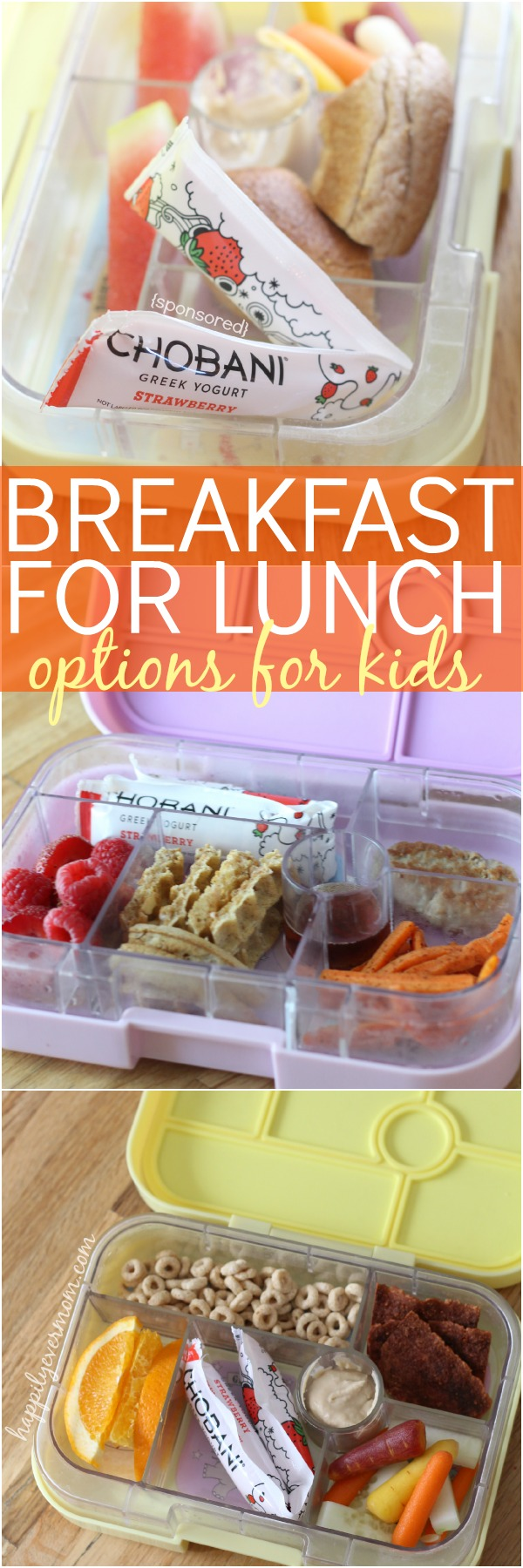 Finally ~ ideas for kids lunches that AREN'T sandwiches!!