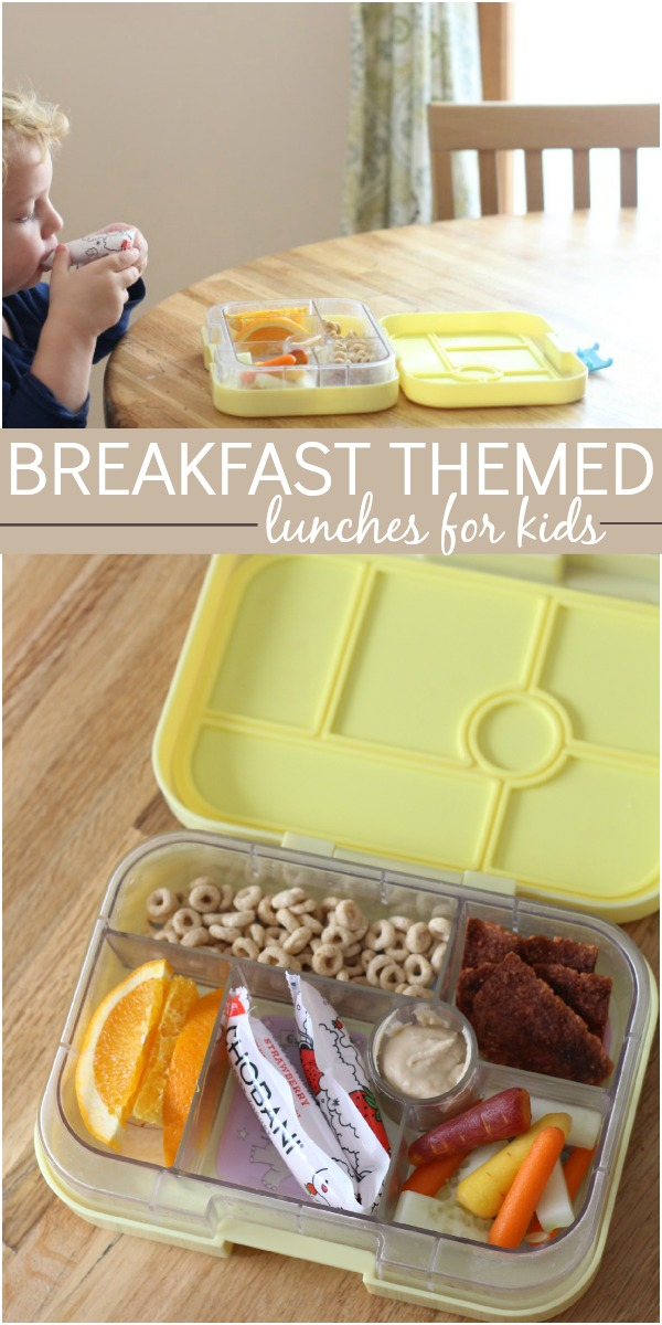 Super quick lunches for kids (sandwich free!)