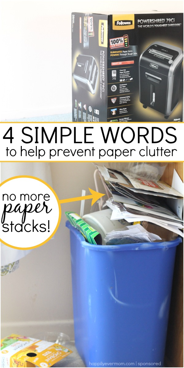 "SO true!! ---> ""I justify being a pile maker as slightly organized because I know exactly which paper is in which stack, but the problem is that nobody else in the house knows where to find those papers."" #WorkBetterWithFellowes #ad"