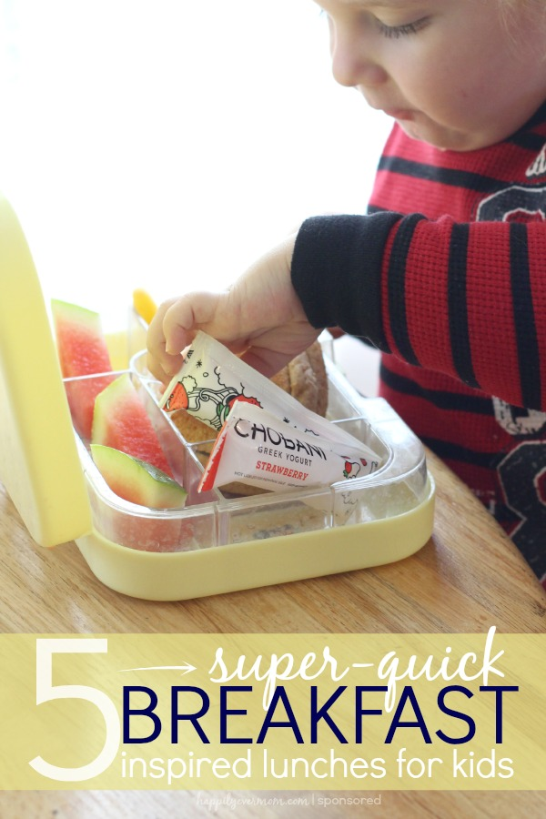 LOVE! My kids went crazy for these lunch ideas...especially my kid who doesn't love sandwiches everyday...