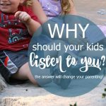 Why Kids REALLY Need to Listen You