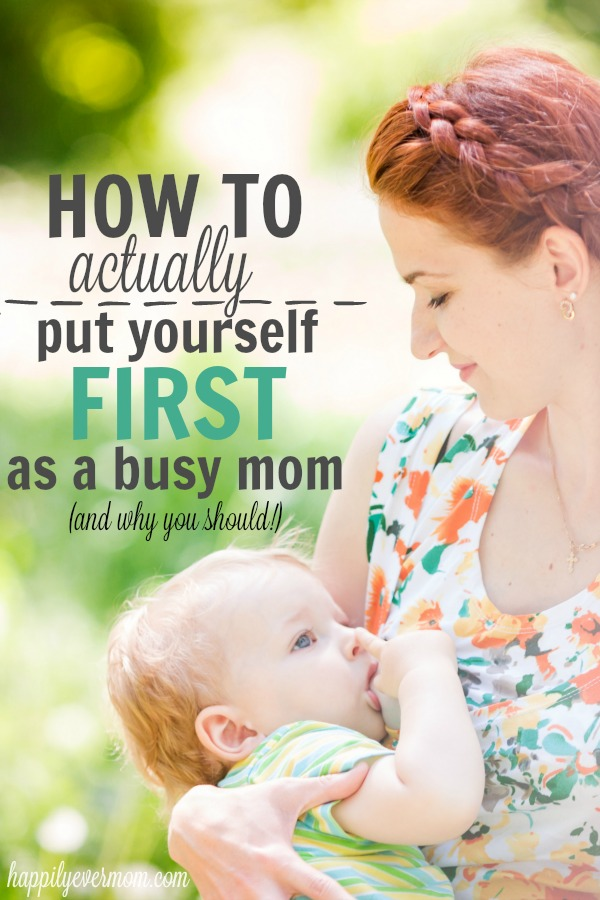 Tips that all busy Moms need to read. #TryALittleGoodness #ad